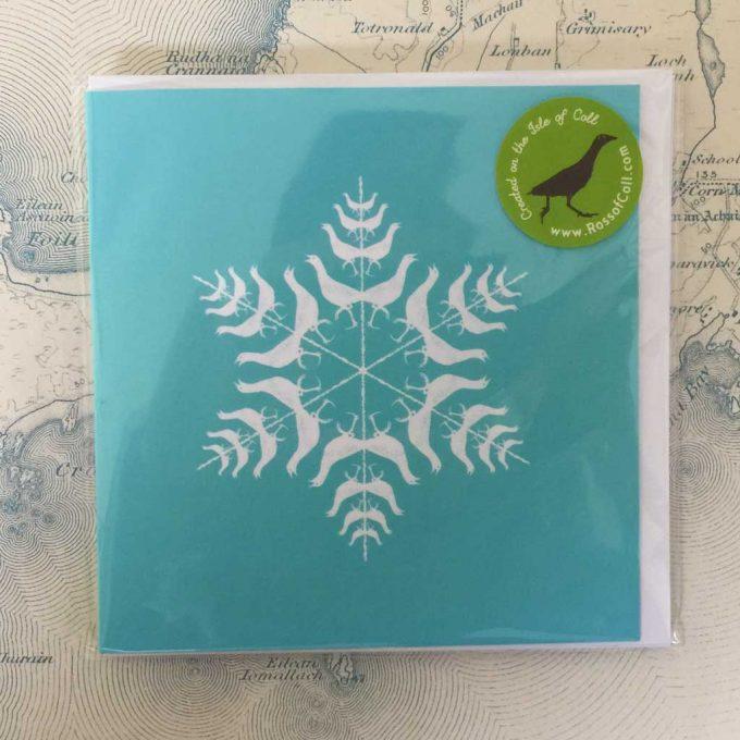 Corncrake Christmas Cards