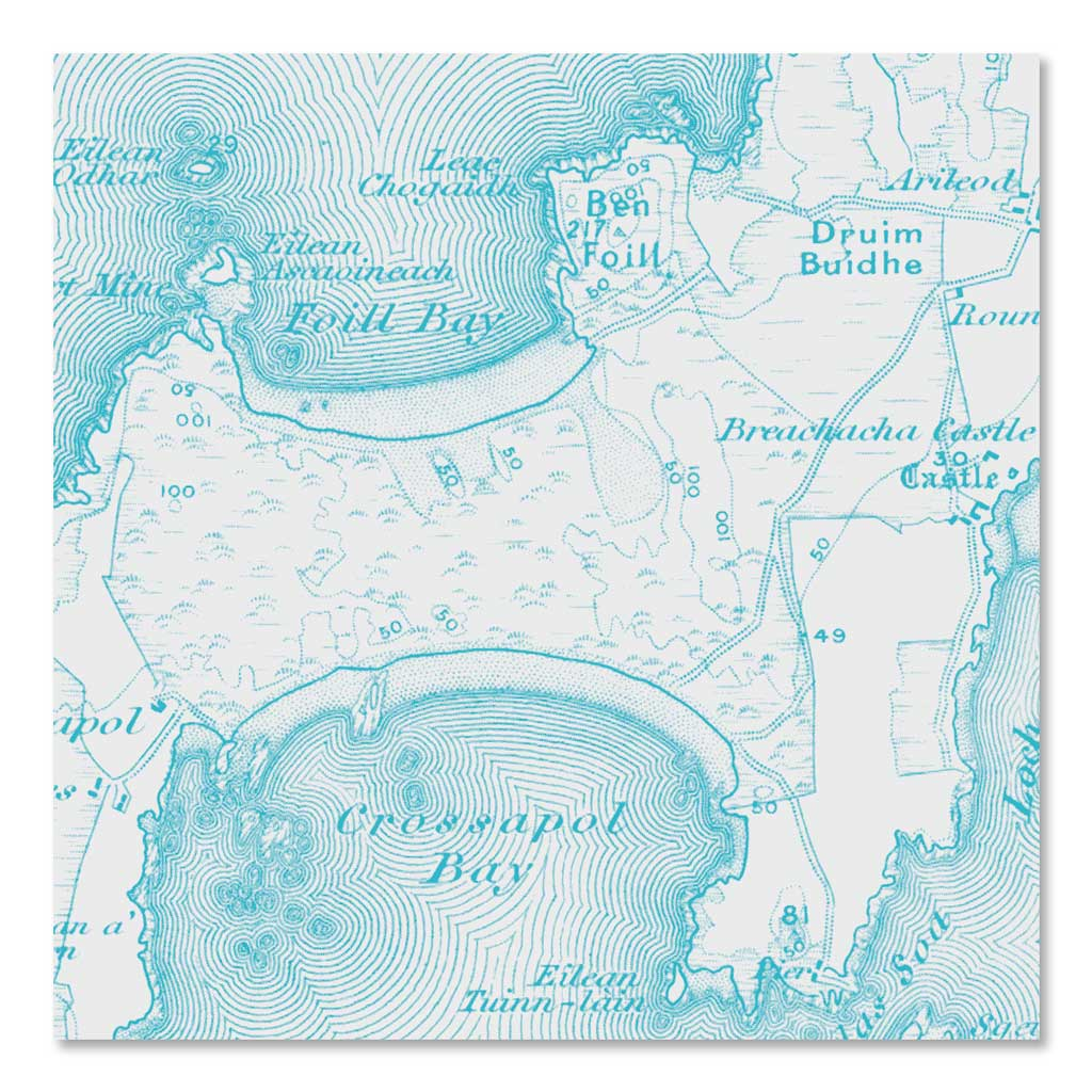 Coll Map Cards - Out West