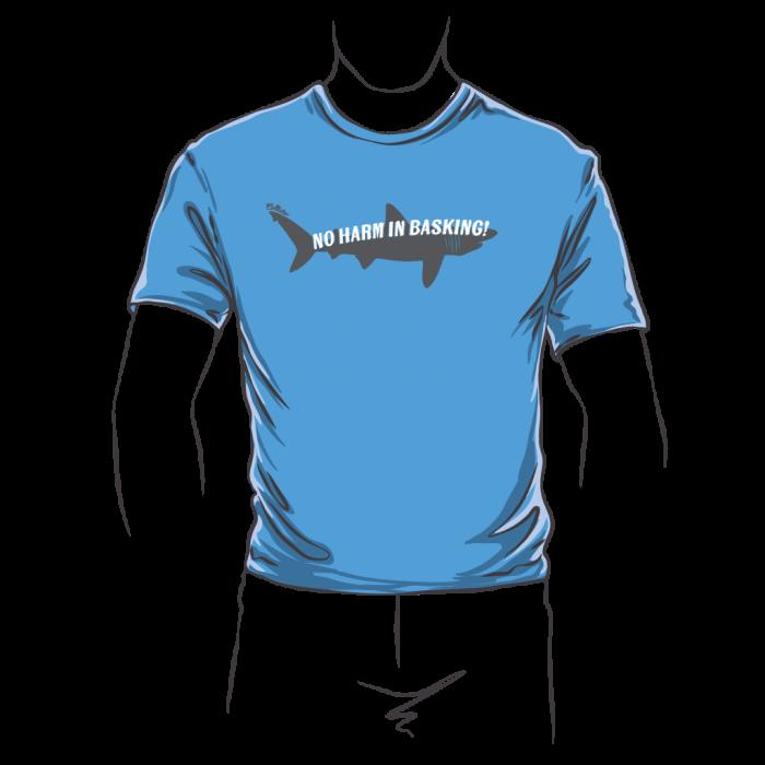 Basking Shark Tee