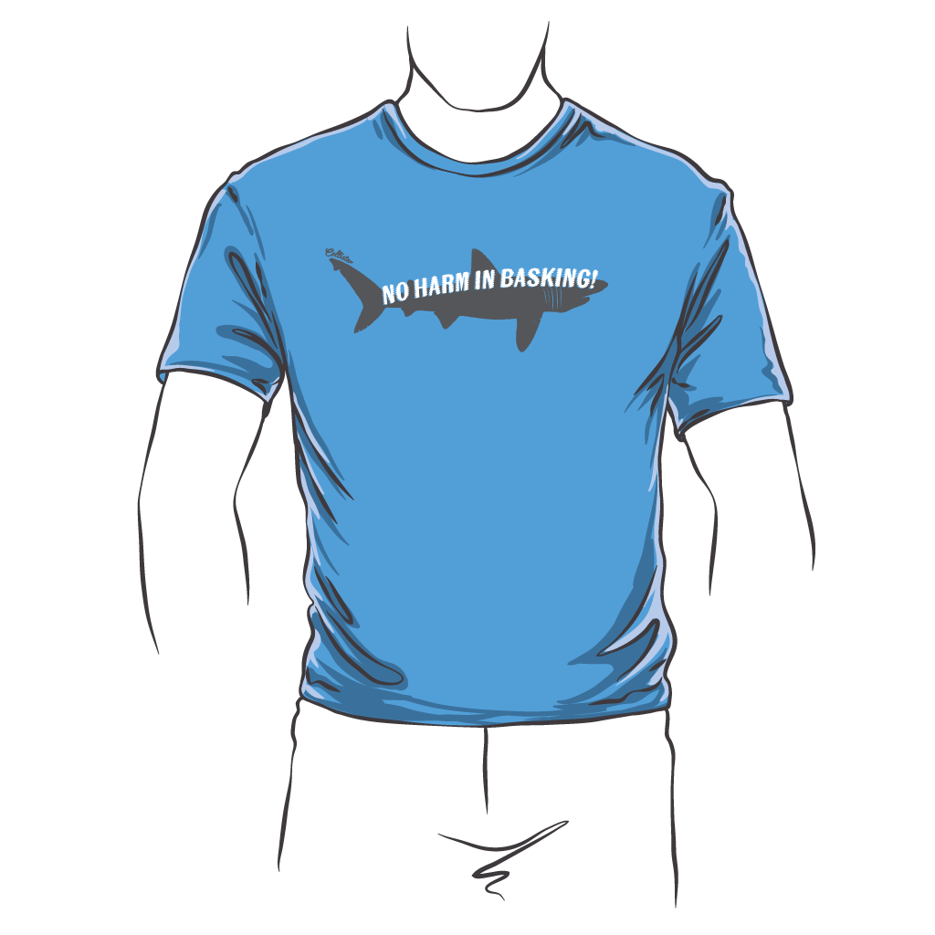 Basking Shark Tee