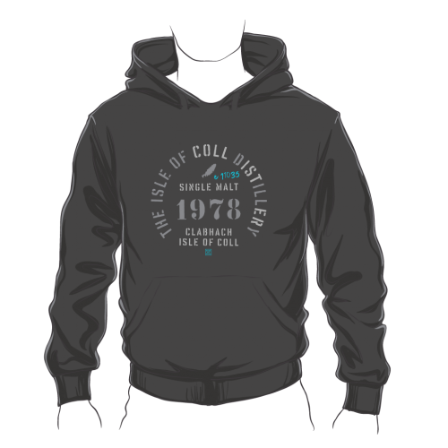 Collister Coll Distillery Hoodie