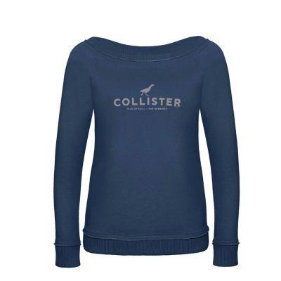 Womens Vintage Corncrake Sweatshirt