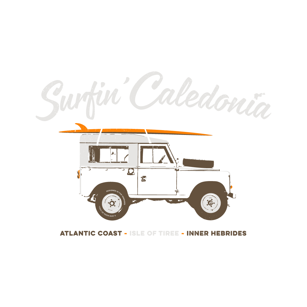 Tiree Surf Tee