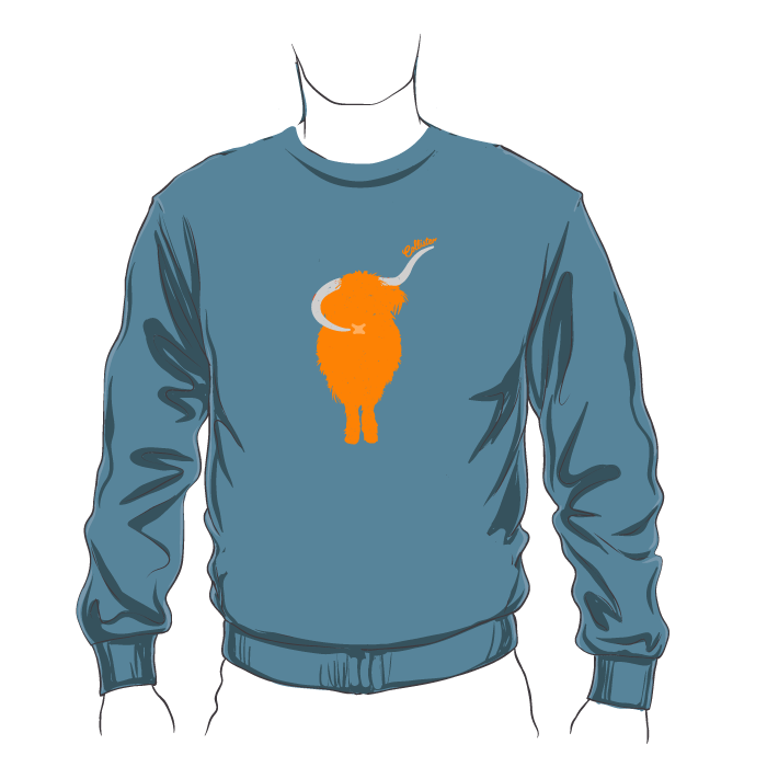 Twisted Highlander Sweatshirt