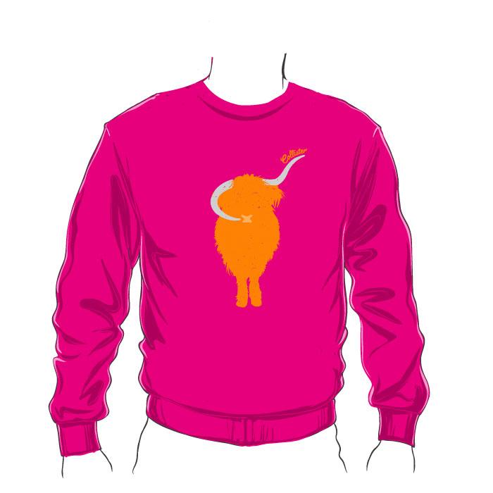 Twisted Highlander Kid's Sweatshirt