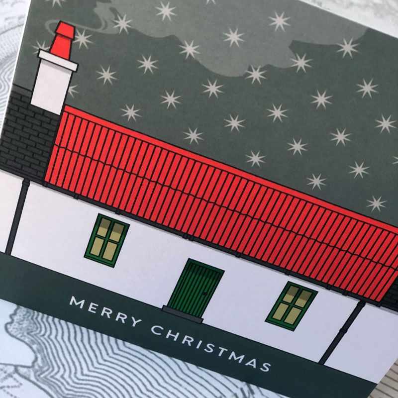 Isle of Coll Christmas Cards