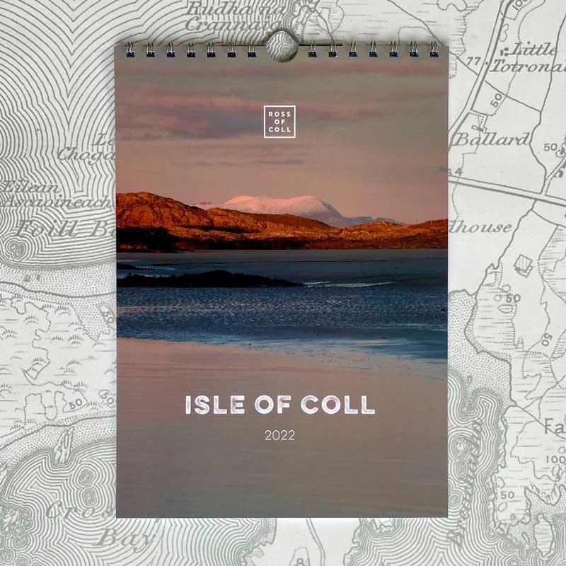 Ross of Coll Calendar 2022