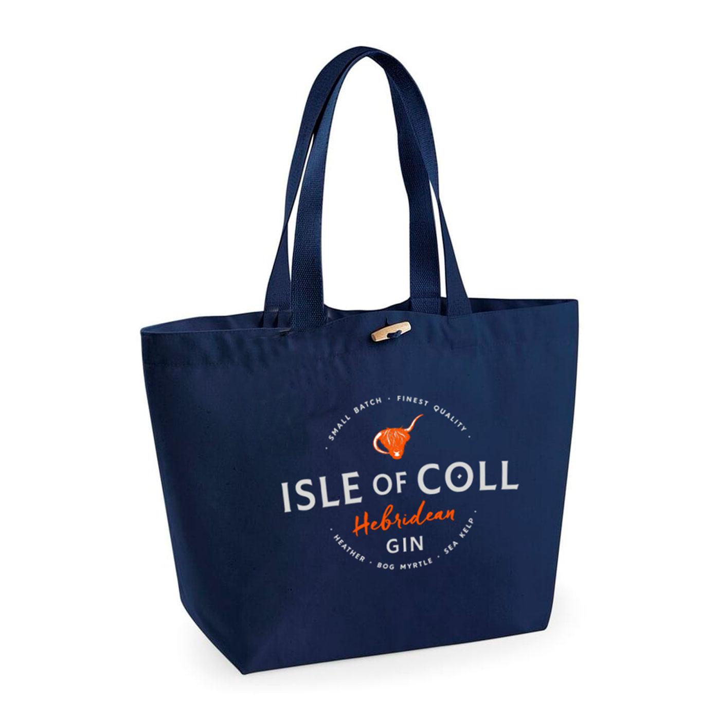 Organic Coll Hebridean Gin Canvas Bag